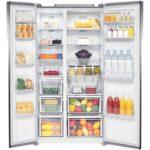 Top 3 frigidere side by side din punct de vedere calitate-pret