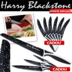 Harry Blackstone – Sigur ai nevoie de un set de cutite profesional!
