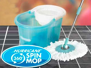 hurricane spin mop redushop.ro