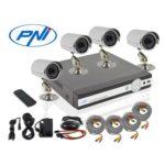 Sistem de camere de supraveghere video la cel mai bun pret!