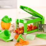 Nicer Dicer Magic Cube – prepara mancarea rapid si simplu