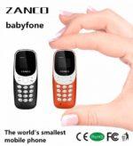 Zanco Babyfone  – telefonul care iti face viata mai usoara.