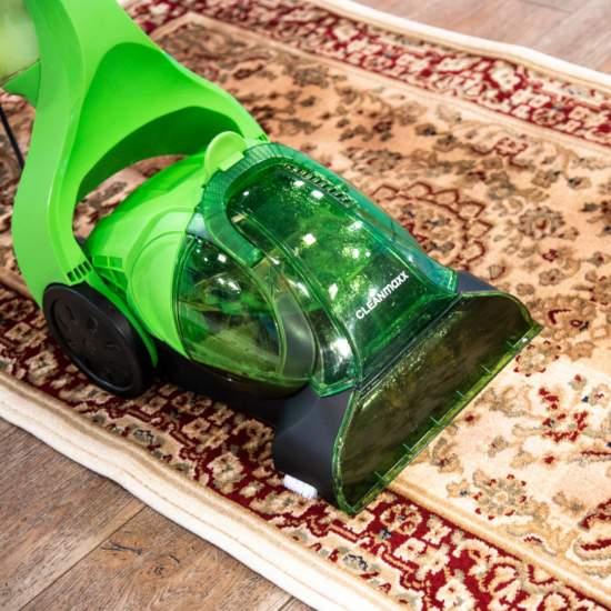 Cleanmaxx Carpet Washer Pro este o varianta ideala pentru spalarea covoarelor. vezi pret si pareri