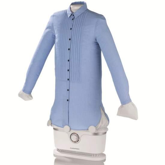 calcatul camasilor va fi o activitate relaxanta cu ajutorul cleanmaxx aero360