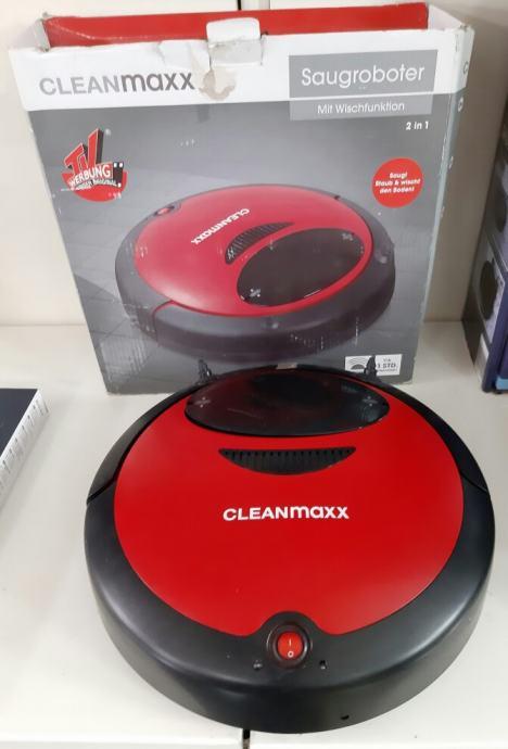 cleanmaxx robot este un aparat la pret foarte bun