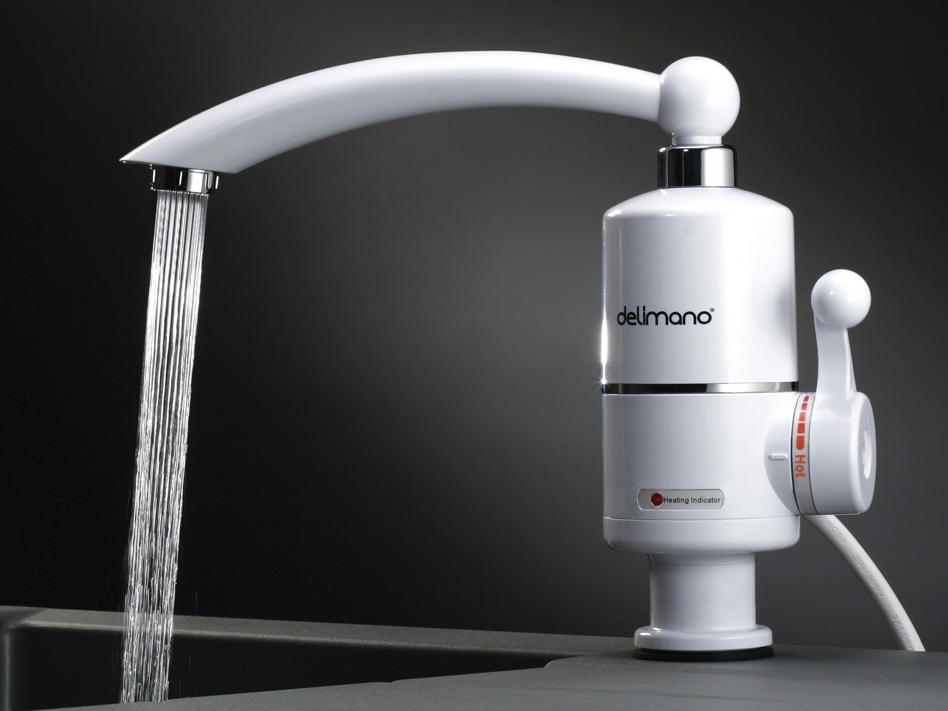 robinet electric delimano la pret bun