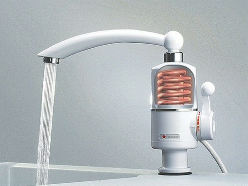 tu ce parere ai despre robinetul electruc delimano?