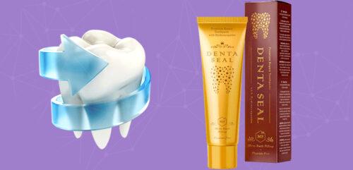 Achizitioneaza o pasta de dinti ideala la pret bun Denta Seal!